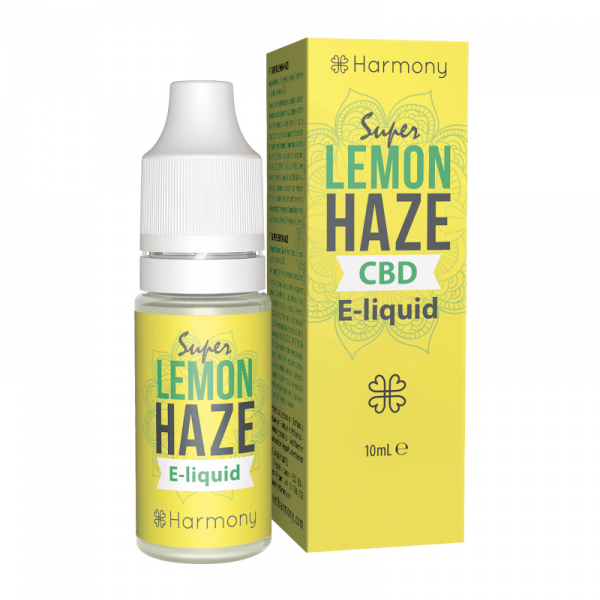 e-liquide super lemon haze 100mg CBD